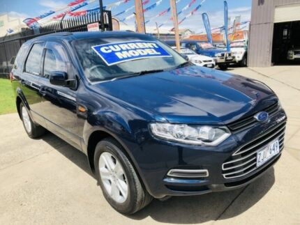 2012 Ford Territory SZ TX (RWD) Blue 6 Speed Automatic Wagon Brooklyn Brimbank Area Preview