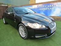 2008 Jaguar XF 2.7 TD Luxury 4dr full history incl new cambelt