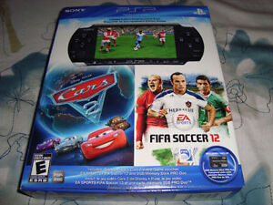 PSP CONSOLES 2000, 3000 BRAND NEW AND USED