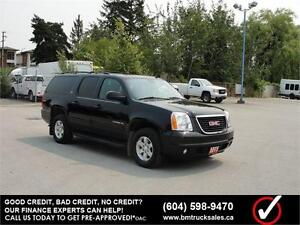 2013 GMC YUKON XL 1500 SLT 8 PASSENGER 137KM 4X4 *LEATHER*