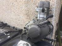 Honda 125cc engine spares or repair