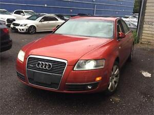 2005 AUDI A6 *LEATHER,SUNROOF,AWD,NO ACCIDENTS!!!*