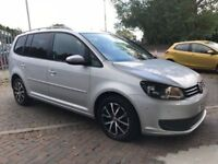 Volkswagen Touran 1.6 TDI Blue Tech SE, Diesel, 7 Seats, Very Low Miles, Only 1 Owner From New