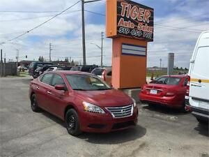 2014 Nissan Sentra SV***ONLY 50 KMS***AUTO***GREAT ON GAS****
