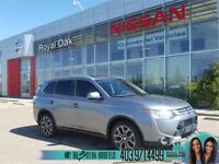 2015 Mitsubishi Outlander GT ** ACCIDENT FREE **