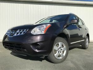 2011 Nissan Rogue S AWD CVT