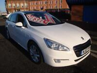 12 PEUGEOT 508 SW ACTIVE AUTOMATIC ESTATE DIESEL £20 A YEAR ROAD TAX