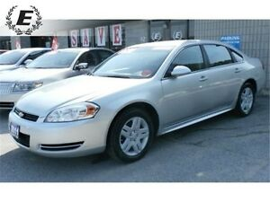 2011 CHEVROLET IMPALA LS | WITH FLEX FUEL