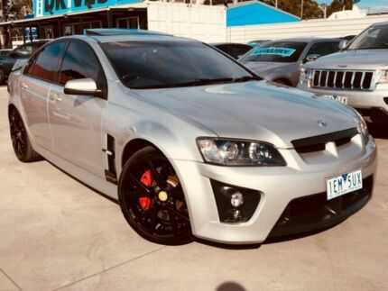 2011 Holden Special Vehicles Gts E Series 3 Sizzle 6 Speed Manual