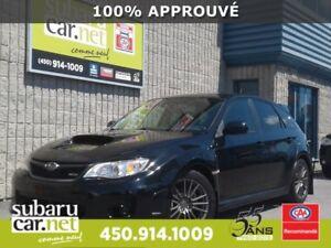 2012 Subaru Impreza WRX TOIT, BLUETOOTH, REG VITESSE, SIÈGE CHAU