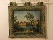 Vintage tapestry hanging rug Conder Tuggeranong Preview