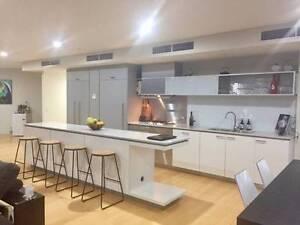 Designer Kitchen with Quality European appliances Docklands Melbourne City Preview