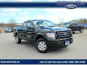 2012 Ford F-150 STX 4x2 Super Cab 6.5 ft. box 145 in. WB