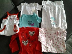 Onesies size 9 months