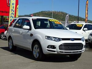 2013 Ford Territory SZ TX Seq Sport Shift AWD White 6 Speed Sports Automatic Wagon Garbutt Townsville City Preview