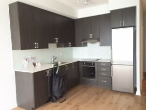 Atria - Brand New 1 Bedroom + Den Condo for Rent