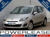 2010 60 RENAULT SCENIC 1.5 EXPRESSION DCI FAP 5D 109 BHP DIESEL