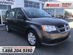 2015 Dodge Grand Caravan Canada Value Package| Cloth| CD Player|