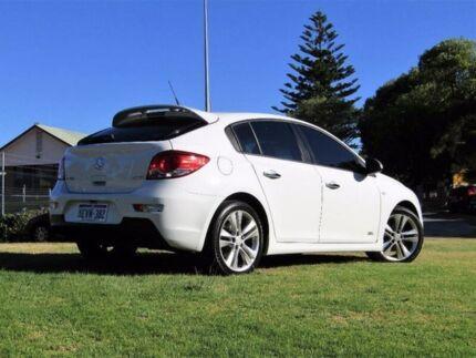 2014 Holden Cruze JH Series II MY14 SRi Z Series White 6 Speed Sports Automatic Hatchback Kalamunda Kalamunda Area Preview