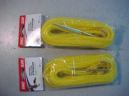 2 NEW   FISHING EAGLE CLAW  STRINGERS  12