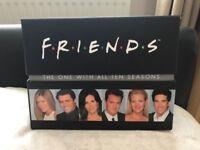 Friends DVD full Boxset