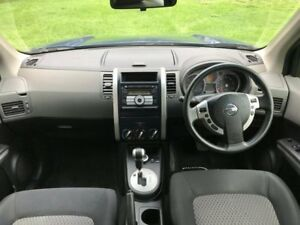 2008 Nissan X-Trail T31 TS Blue 6 Speed Sports Automatic Wagon