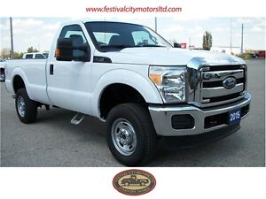 2015 Ford F-250 XLT Regular Cab 4x4 | CERTIFIED