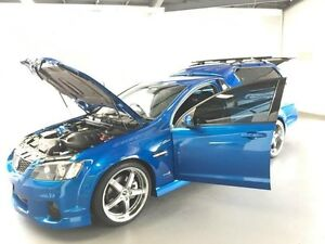 2011 Holden Commodore VE II SS Blue 6 Speed Automatic Utility Frankston Frankston Area Preview