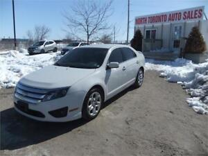 2010 Ford Fusion SE 4 cyclinder