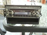 "Pioneer DEH 1400 Cd Player      ""Trade or Sell"""