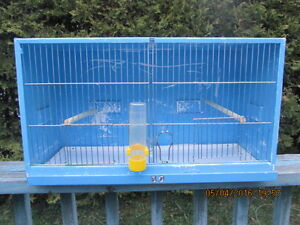 Cages double reproduction canari serin canary breeding Jovaco