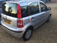 FIAT PANDA 2010, 7300 MILES ONLY FULL SERVICE HISTORY