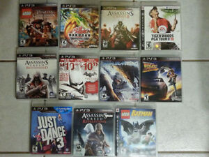 11 PlayStation3 Games