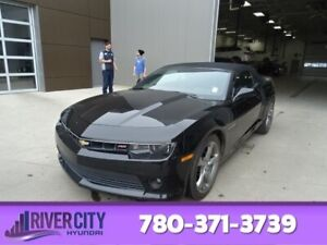 2014 Chevrolet Camaro RS CONVERTIBLE Leather,  Heated Seats,  Ba