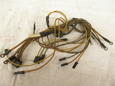 International Harvester Harness For 815915 Combines 163818c91