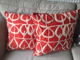 Cushions 50 cm x 50 Cm Crate & Barrel/Ikea