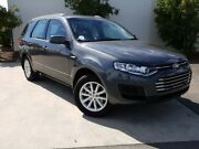 2016 Ford Territory SZ MkII TS Seq Sport Shift Grey 6 Speed Sports Automatic Wagon Robina Gold Coast South Preview