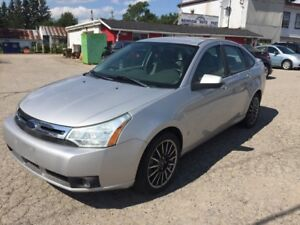 2009 Ford Focus SES Certified Only $3988!!!