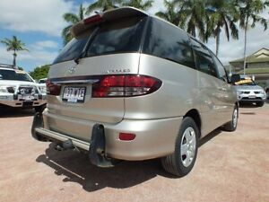 2005 Toyota Tarago ACR30R MY03 GLi Gold 4 Speed Automatic Wagon Rosslea Townsville City Preview