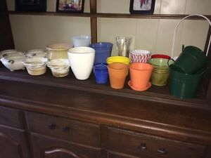 BIG Collection of Gorgeous Plant Pots-Great for Teacher, Gifts