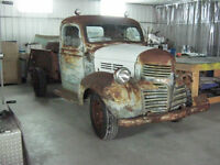 1941 Dodge DC2 Pickup Truck