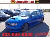 2010 Subaru Impreza WRX Hatchback  leather roof  $ 22488