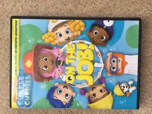 """Bubble Guppies """"On the Job"""" DVD ~ adorable animation/songs"""