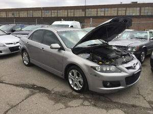 2006 Mazda MAZDASPEED6 AWD TURBO EXTRA CLEAN