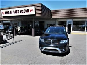 2017 Dodge Journey CROSSROAD - 7 PASSENGER