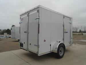 BETTER QUALITY FOR LESS- 2016 6X10 CARGO TRAILER -SCREWLESS London Ontario image 4