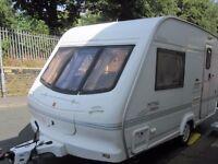 Elddis Mistral Two Berth Touring Caravan