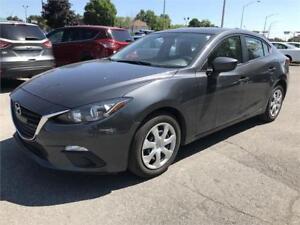 2015 Mazda Mazda3 GX *49,000KM* 8 PNEUS INCLUS GARANTIE MAZDA