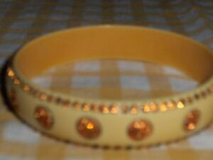 1920's Celluloid French Ivory Bangle London Ontario image 9