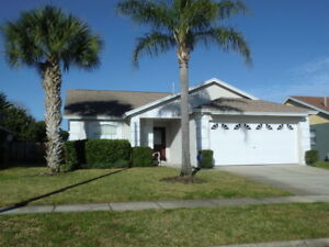 Kissimmee Florida 4 bed 2 bath family friendly pool home.